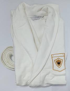 Халат мужской Maison D'or Morelli White XL