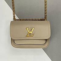 Сумка жіноча Louis Vuitton LOCKME CHAIN PM (Луї Віттон Локми) арт. 03-459