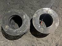 Корпусное литье из износостойкого чугуна, отливка стали, фото 2