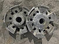 Корпусное литье из износостойкого чугуна, отливка стали, фото 8