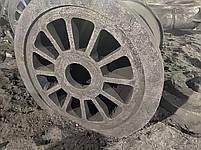 Корпусное литье из износостойкого чугуна, отливка стали, фото 9