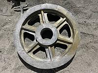 Корпусное литье из износостойкого чугуна, отливка стали, фото 10