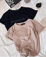 Женская футболка с надписью 42-50 Турция