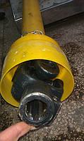 Вал карданный(на сельхозтехнику)различных конфигураций(профильных труб и шарнирных соединений)