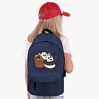 Дитячий рюкзак Вся правда про ведмедів (We Bare Bears) (9263-2665), фото 1
