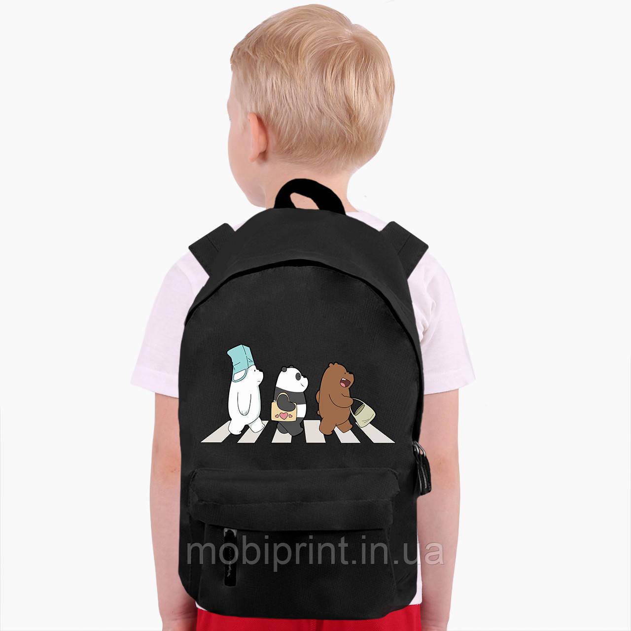 Детский рюкзак Вся правда о медведях (We Bare Bears) (9263-2666)