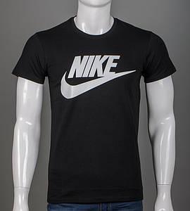 Футболка мужская NIKE (2110м), Черный