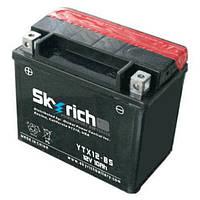 Аккумулятор Skyrich YT12B-BS  10Аh  кислотный (L150*W70*H130mm)