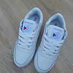 Женские кроссовки Reebok Classic с перфорацией (белые) 20084 повседневные спортивные кроссы, фото 4