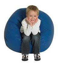 Крісло-м'яч синій TIA-SPORT