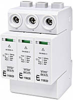 Обмежувач перенапруги ETITEC EM T2 PV 1500/15 Y RC (для PV систем)