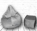 Крісло мішок Трініті-15 TIA-SPORT, фото 3