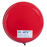Бак расширительный плоский 8л Vitals aqua HFT 8, фото 2