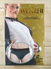 Плавки мужские батал хлопок WENZHI (5XL-6XL-7XL-8XL) в ростовке 18 шт) ТМП-20105
