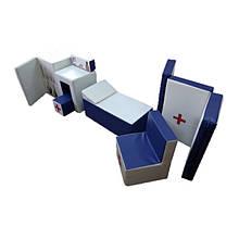 Игровой набор Больница TIA-SPORT