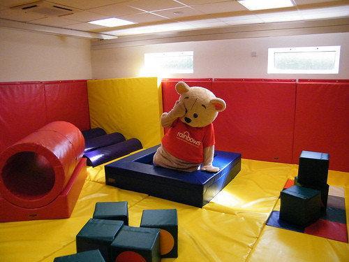 М'яка дитяча ігрова зона до 40 кв. м TIA-SPORT