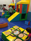 М'яка дитяча ігрова зона до 40 кв. м TIA-SPORT, фото 2
