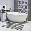 Килимок для ванної протиковзкий BOND 10505, фото 7