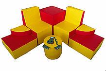 Комплект ігрової меблів Динозавр TIA-SPORT