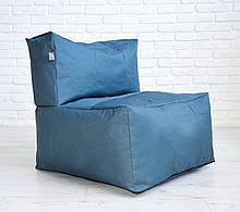 Бескаркасный модульный диван Блэк TIA-SPORT
