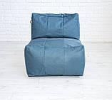 Безкаркасний модульний диван Блек TIA-SPORT, фото 4