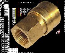 "Коннектор РВ 1/4"" - латунь, SE2-2SF"