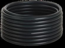 Трубка магистральная для капельного полива Bradas стенка 1 мм  PE 20 мм, 100 м, бухта 100 м Польша