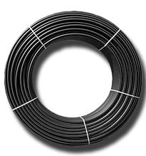 Трубка магистральная для капельного полива, Bradas PE 16 мм, бухта 200 м, LPE16 Украина