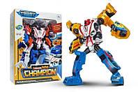 Тобот Тритан Чемпион Champion 3 в 1 Робот-трансформер 529