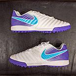 Сороконожки Nike Tiempo X Legend VII Pro TF (39-45), фото 4