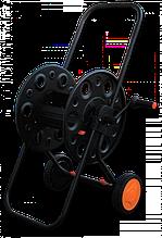 """Візок для шлангу поливу 1/2"""", місткість 100м, DURAMET, AG222 Польща"""