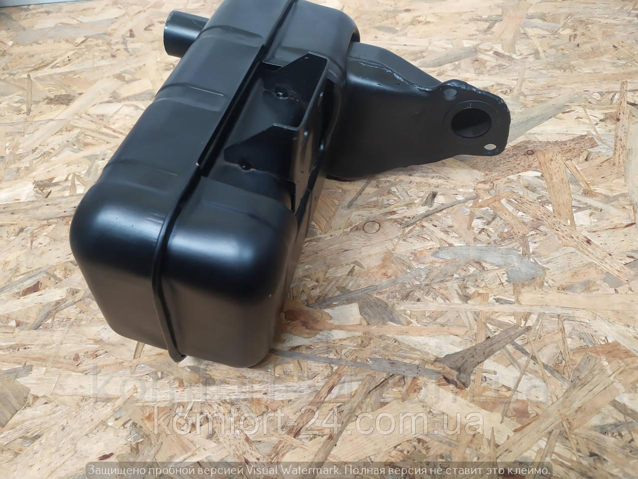 Глушник до двигуна мотоблоки HT-105 (178F)