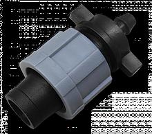 Коннектор лента и соединитель для трубки  6мм, DSTA07-06L