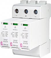 Ограничитель перенапряжения ETITEC M T12 PV 1500/10 Y RC (для PV систем), ETI, 2440514