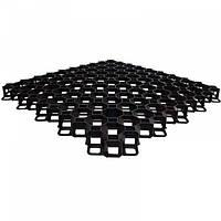 Газонная решетка для стоянок, парковок, дорожек MULTI GRID 600x600x40 мм, нагрузка 200 тонн/м.кв. Польша, фото 1