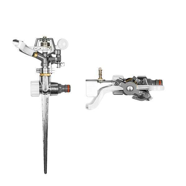 Зрошувач обертається, пульсуючий, з регулюванням на 360º, (ø26 метрів), WHITE LINE, WL-Z30 Польща