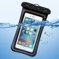 """Водонепроницаемый плавающий чехол """"Oxo"""" аквабокс для телефона 4.0-5.5 дюйма универсальный прозрачный"""