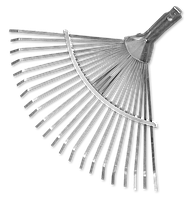 Грабли веерные, регулируемые, KT-W008A, фото 1