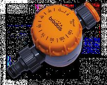 Таймер для подачи воды, для систем полива механический до 120 мин., GOLD LINE, GL202B Польша