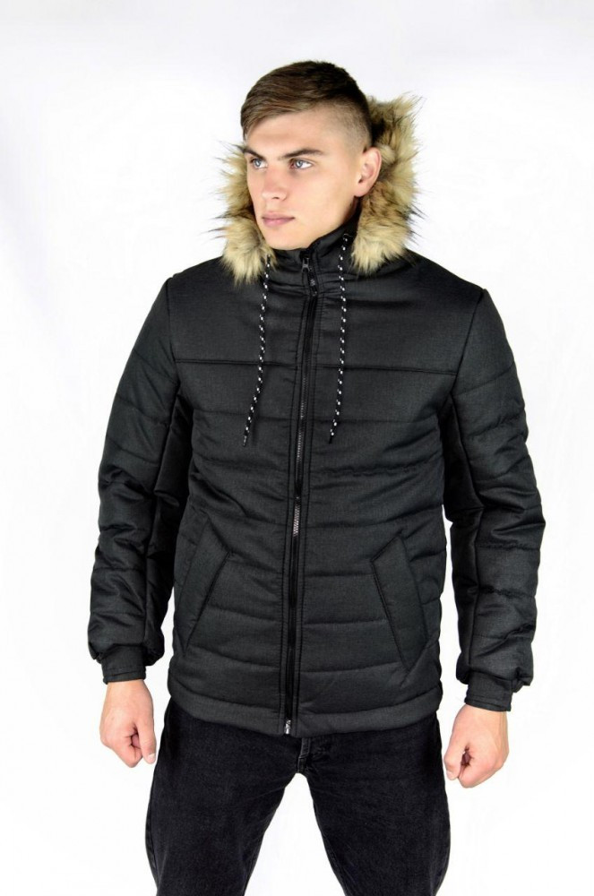Куртка Alaska черная