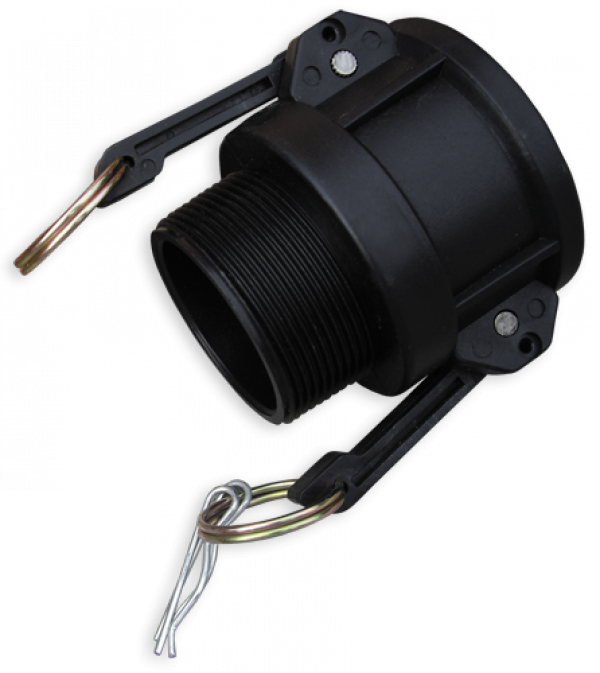 "KAMLOK Тип B - РН 4""- ПП, CGB400A/PP"