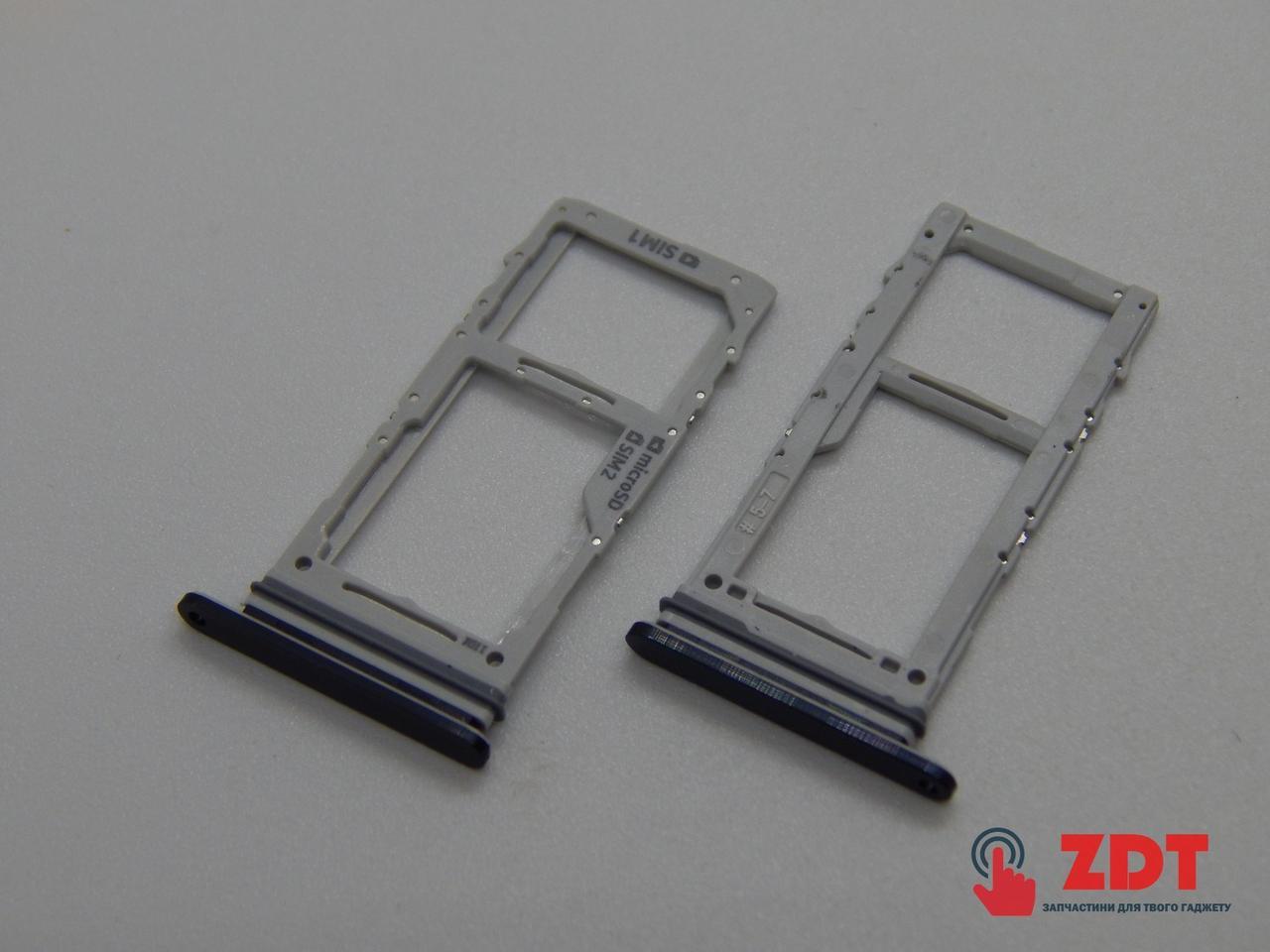 SIM лоток для Samsung N975 Galaxy Note 10 Plus Black
