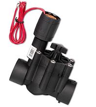 """Электромагнитный клапан, для систем капельного полива с регулятором потока, РВ 1"""", 24VAC 50/60Hz, Польша"""