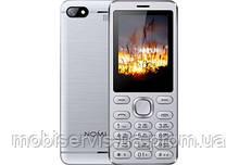 Телефон Nomi i2411 silver