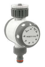 Таймер подачи воды для капельного полива механический, до 120 мин., WHITE LINE, WL-3131 Польша