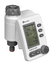 Электронный контроллер, для систем полива и орошения WHITE LINE, однозонный WL-3132 Польша