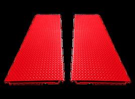 Задние сдвижные платформы (2шт.) (ХЗСО)