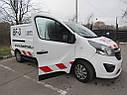 Молдинг двери / кузова для Рено Трафик Renault Trafic 2014-2019 г. в., фото 3