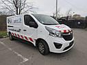 Молдинг двери / кузова для Рено Трафик Renault Trafic 2014-2019 г. в., фото 5