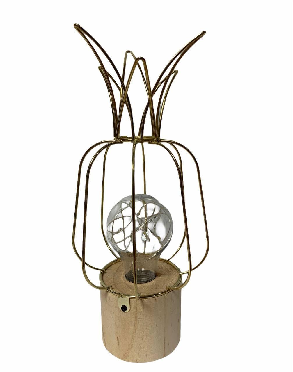 """Світлодіодна лампа """"Ананас"""" Edeka 11 х 11 х 25 см"""